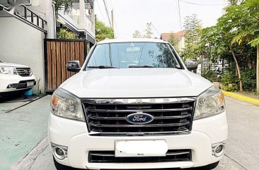 Ford Everest 2010