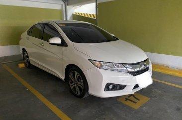 White Honda City 2017 for sale in Makati
