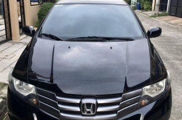 Selling Black Honda City 2011 in Pateros