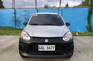 Silver Suzuki Alto 2019 for sale in Lapu Lapu