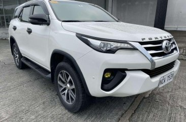 Selling Pearl White Toyota Fortuner 2018 in Pasig