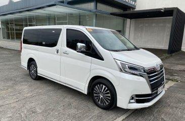 Sell White 2020 Toyota Hiace Super Grandia in Pasig