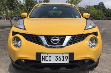Sell Yellow 2019 Nissan Juke in Lucena