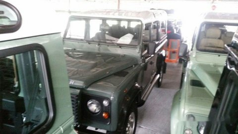 Used Land Rover Defender 2016 for sale in the Philippines