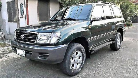 Used Toyota Land Cruiser 2000 for sale in the Philippines