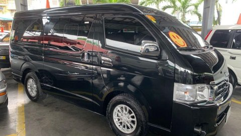 Used Toyota Hiace 2019 for sale in the Philippines