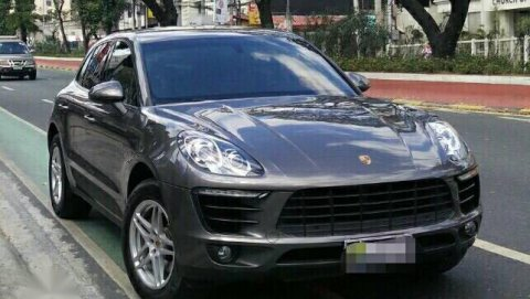 Used Porsche Macan 2015 For Sale In The Philippines Manufactured After 2015 For Sale In The Philippines