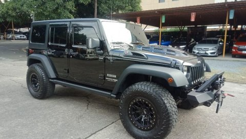 Used Jeep Wrangler 2018 For Sale In The Philippines Manufactured After 2018 For Sale In The Philippines