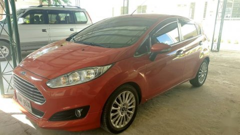 Used Ford Fiesta 2014 for sale in the Philippines: manufactured after 2014  for sale in the Philippines