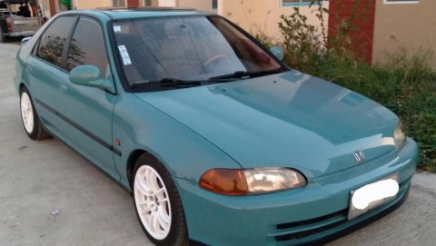 Used Honda Civic 1995 For Sale In The Philippines Manufactured After 1995 For Sale In The Philippines